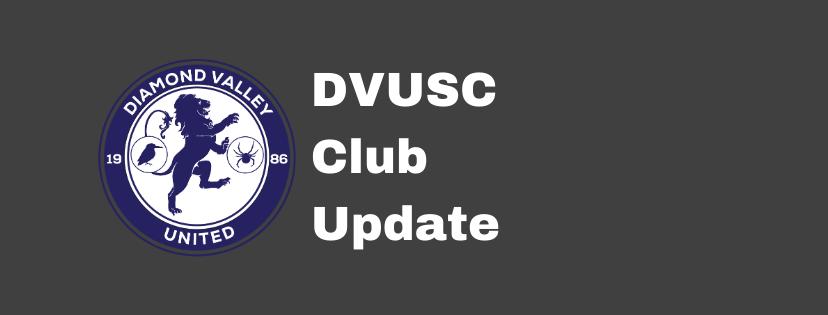Club Update – 20 Jan 2021