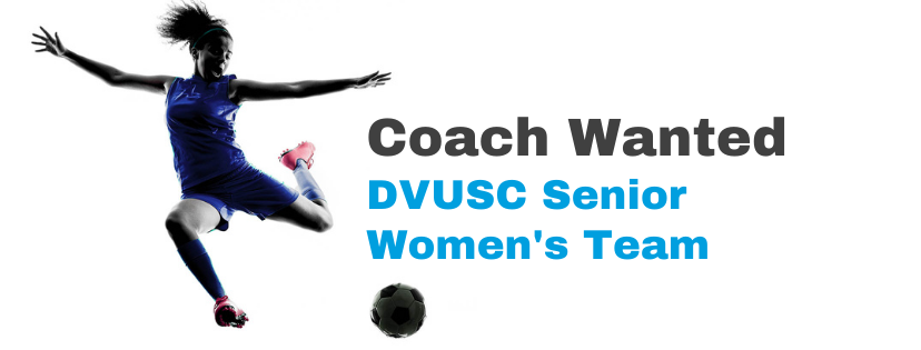 Coach Wanted: Senior Women's Team