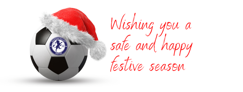 Wishing you a safe and happy festive season